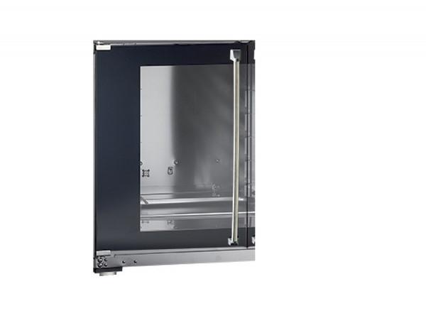 Дверь левая KDR1210AL для XL405 Unox стеклянная в сборе