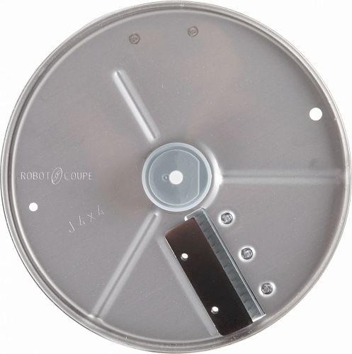 Диск соломка Robot-coupe 4х4 мм 27047