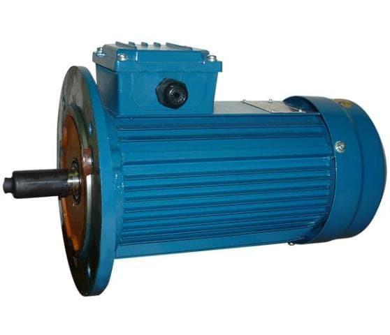 Двигатель АИР 90L4 IM 3081 МИМ-600 (Фланец)