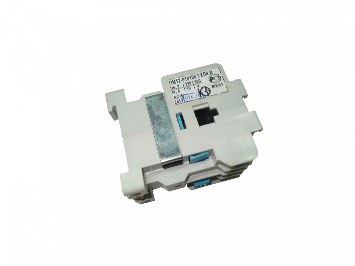 Пускатель ПМ12-01050 УХЛ4. В. 220В 50Гц 10А