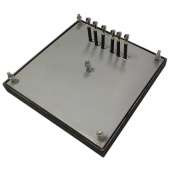 Конфорка электрическая КЭТ-0,09 (ТЭНовая) Чув. (300х300) 3 квт