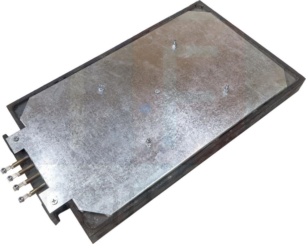 Конфорка КЭТ-0,17/4 кВт. на Тэнах 530*320*40 мм