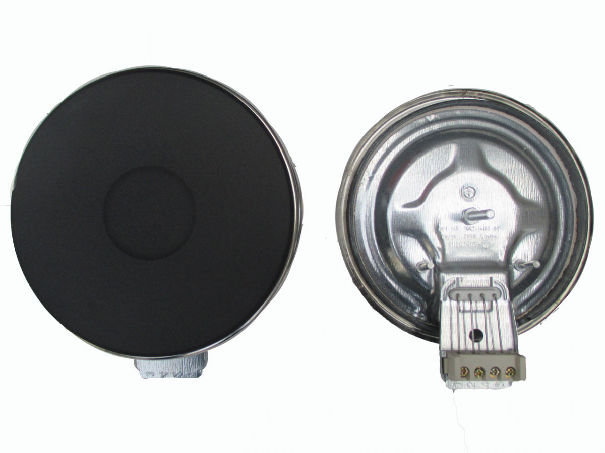 Конфорка ЭКЧ 145/1,0 квт с кольцом