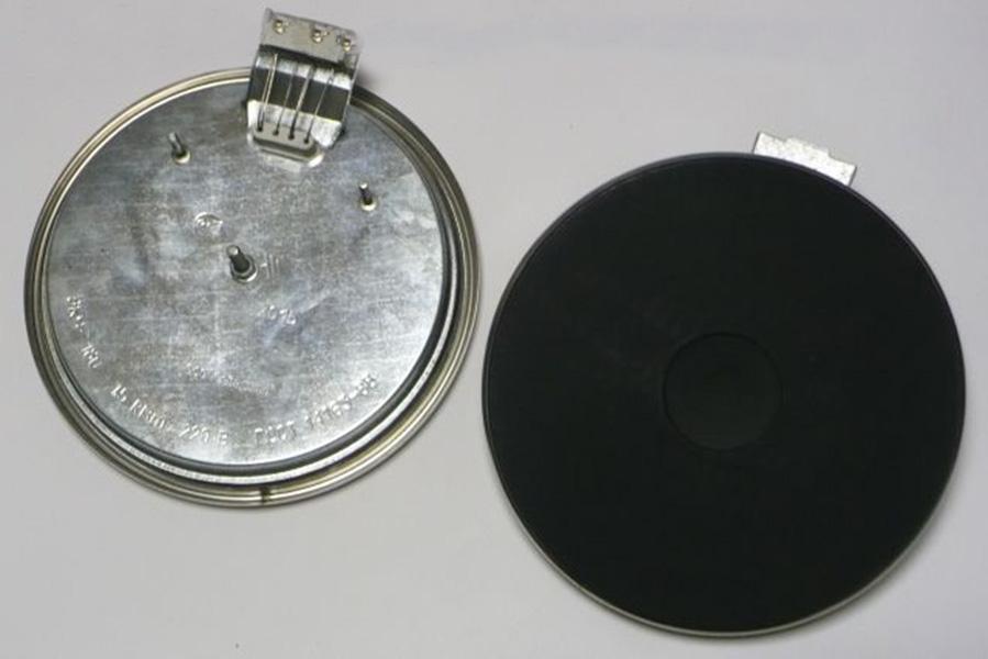 Конфорка бытовая 180 (1,5 кВт) с кольцом