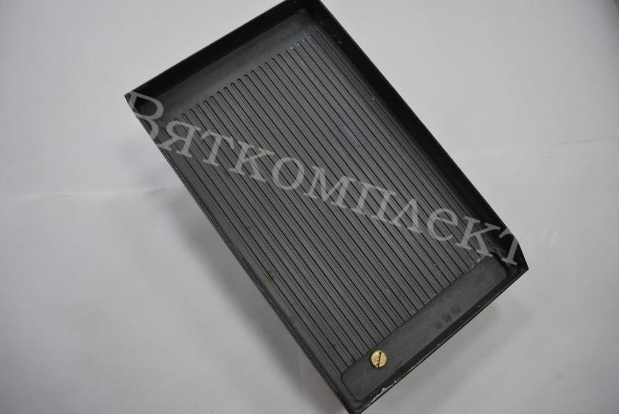 Плита жарочная АКО-40Н.05.00.000-02 (в сборе) рифленая