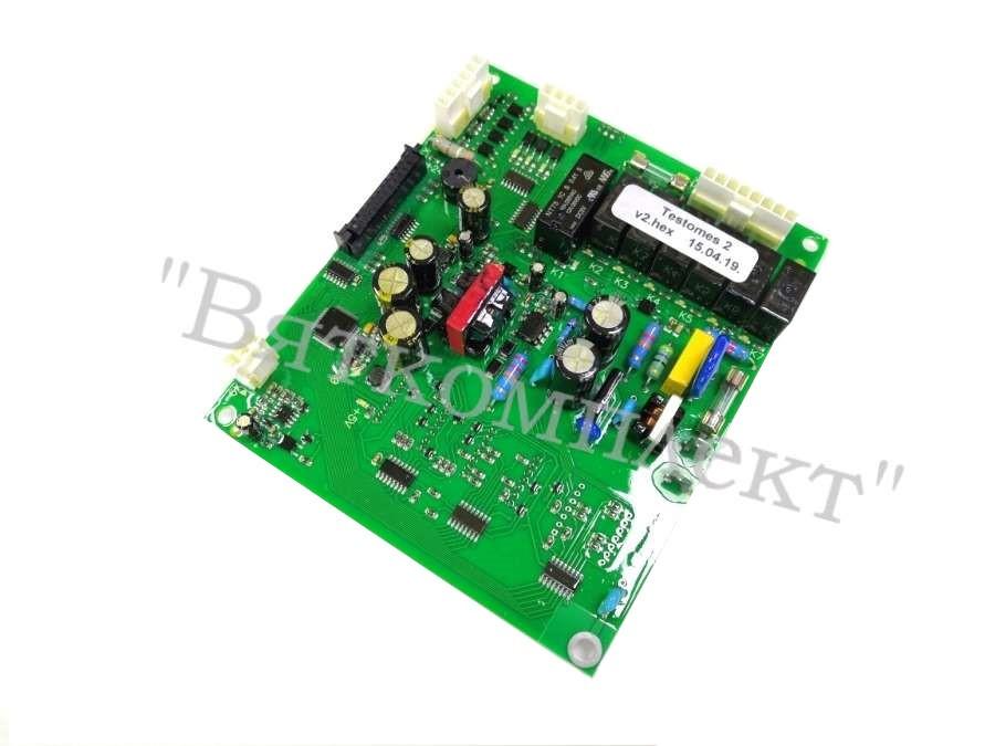 Контроллер ТМС-ххх-2П (исп. DoughMix2)