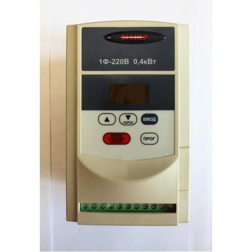 Преобразователь частотный E2-MINI-SP5L, 0,4 кВт