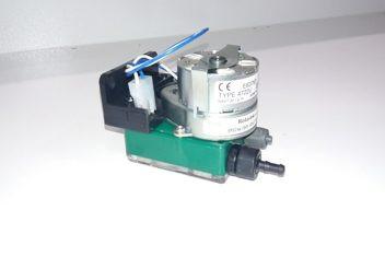 Насос дозатор ополаскивающий G82B/A VNR с обратным клапаном (10408120/060616/0001893/1, ИТАЛИЯ )
